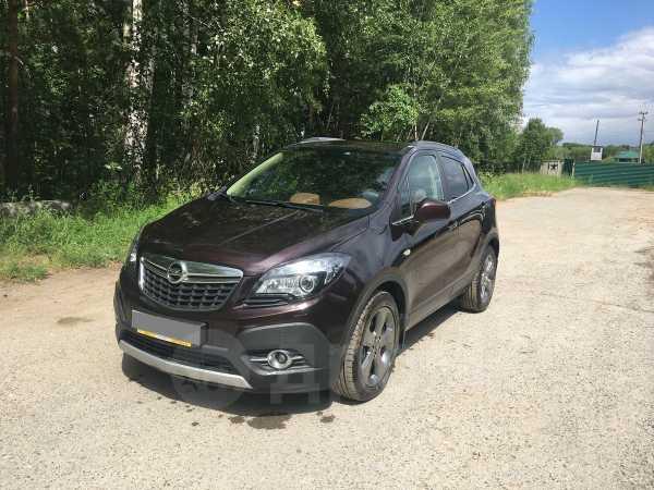 Opel Mokka, 2013 год, 770 000 руб.