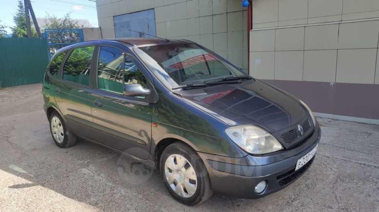 Renault Scenic, 2001 год, 189 000 руб.