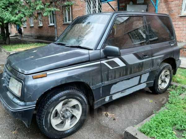 Suzuki Escudo, 1993 год, 170 000 руб.