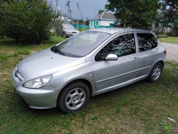 Peugeot 307, 2001 год, 140 000 руб.