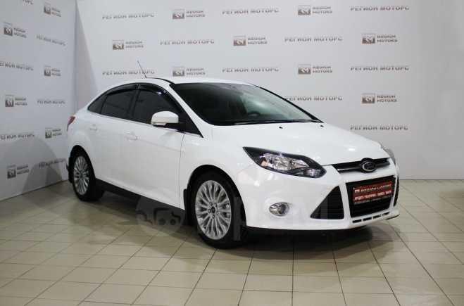 Ford Focus, 2012 год, 539 900 руб.