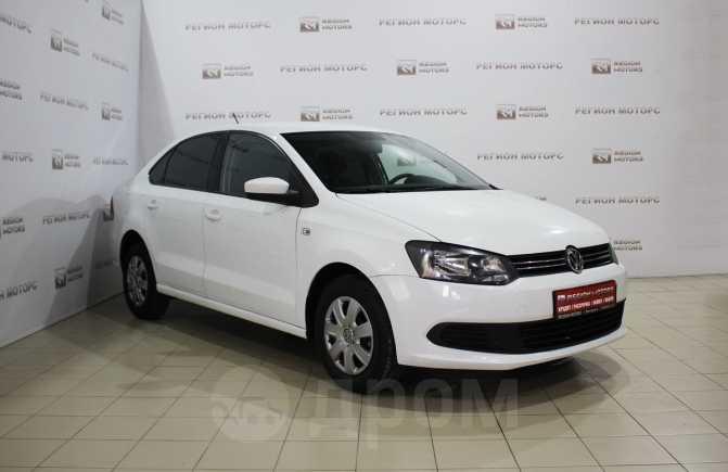 Volkswagen Polo, 2014 год, 474 900 руб.