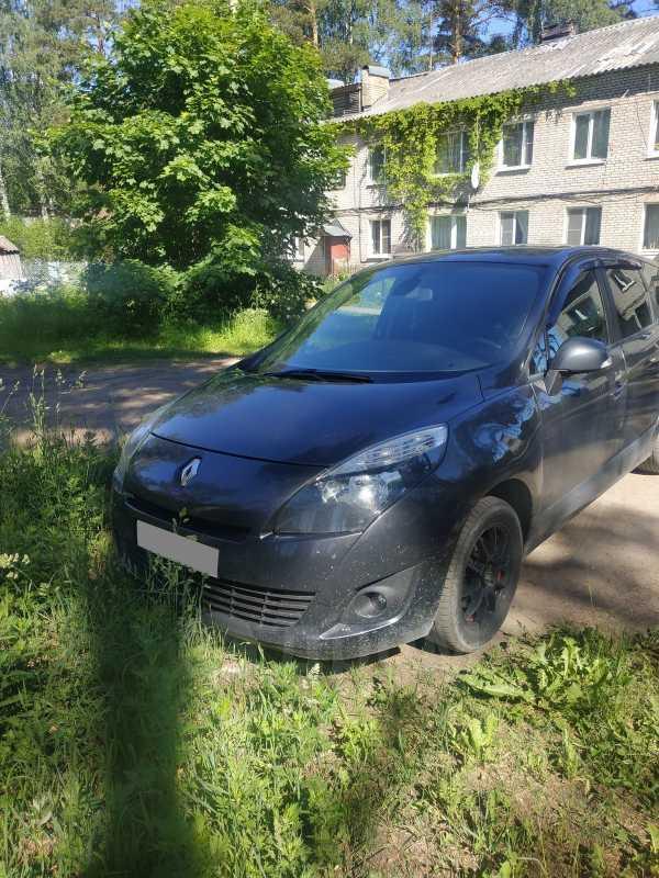 Renault Grand Scenic, 2010 год, 410 000 руб.