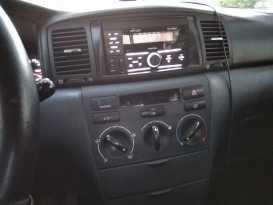 Горно-Алтайск Corolla 2006