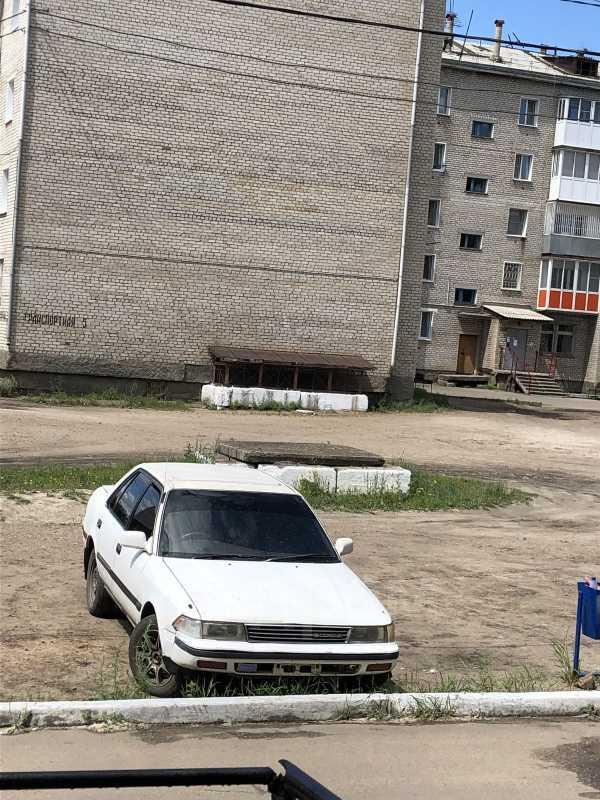 Toyota Corona, 1990 год, 57 000 руб.