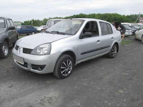 Renault Symbol, 2007 год, 115 000 руб.