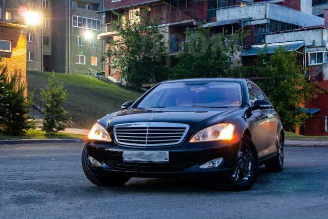 Mercedes-Benz S-Class, 2007 год, 1 000 075 руб.