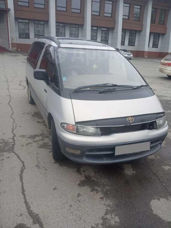 Toyota Estima Emina, 1994 год, 205 000 руб.