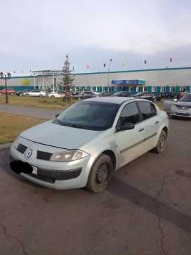 Кызыл Megane 2004