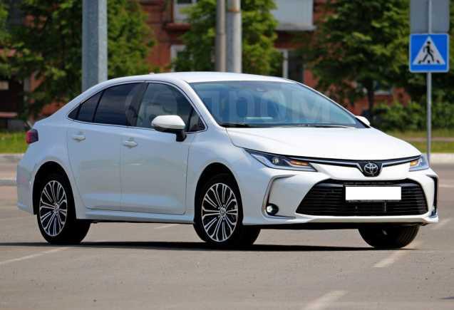 Toyota Corolla, 2020 год, 1 565 000 руб.