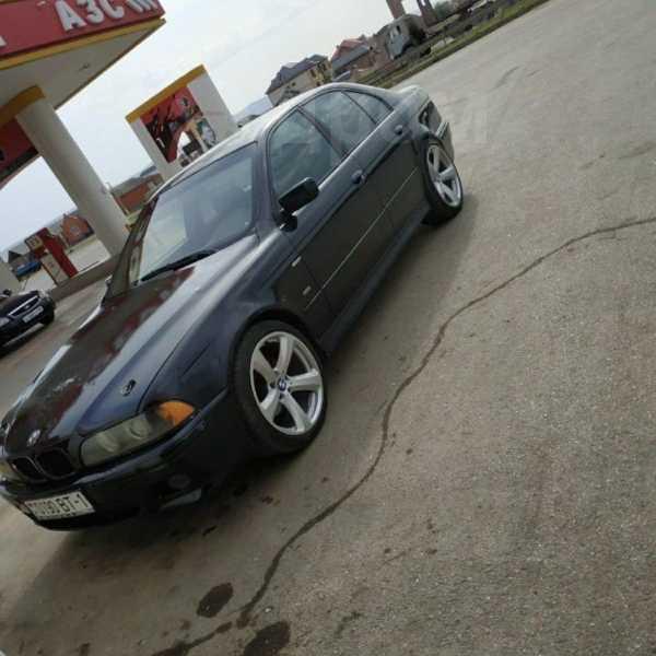 BMW 5-Series, 2002 год, 180 000 руб.
