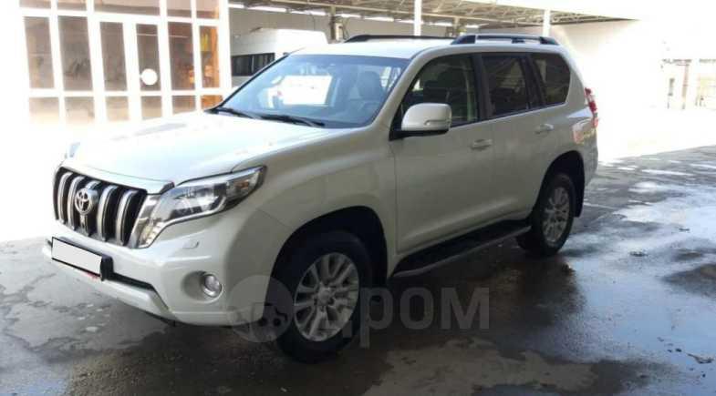 Toyota Land Cruiser Prado, 2016 год, 2 349 000 руб.