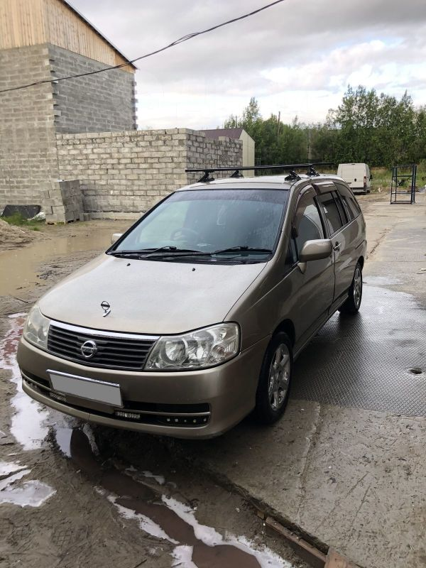 Nissan Liberty, 2003 год, 240 000 руб.