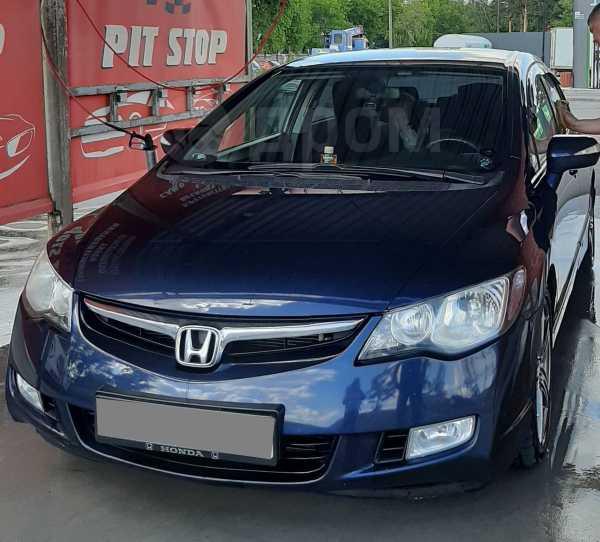 Honda Civic, 2008 год, 465 000 руб.