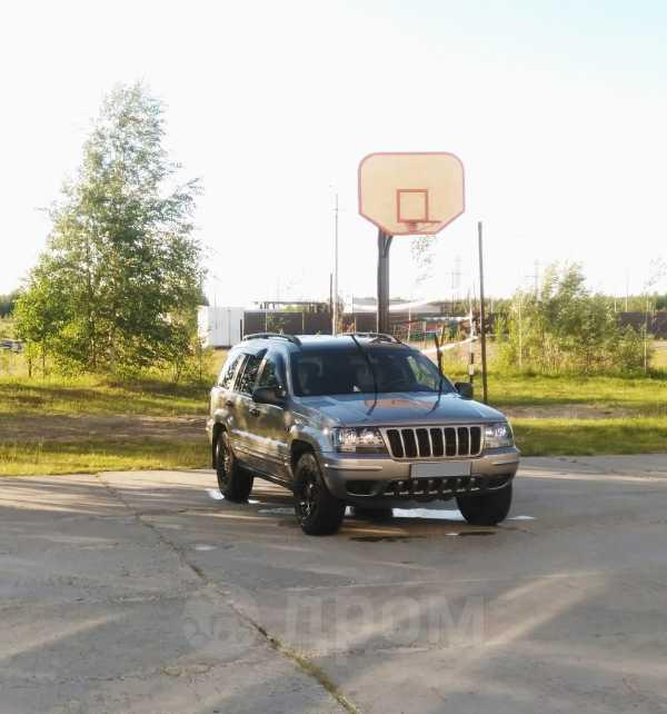 Jeep Grand Cherokee, 2002 год, 580 000 руб.