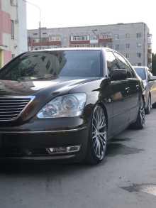 Нефтеюганск LS430 2003