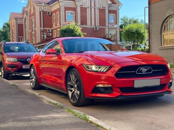 Ford Mustang, 2015 год, 2 000 000 руб.