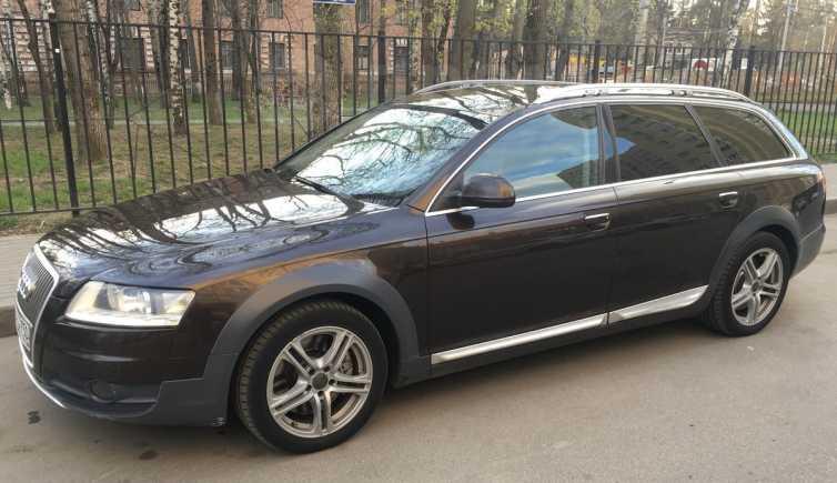 Audi A6 allroad quattro, 2009 год, 750 000 руб.