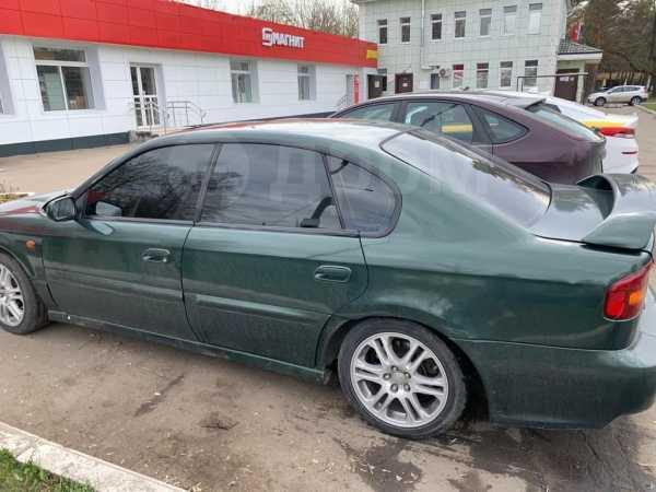 Subaru Legacy B4, 1999 год, 160 000 руб.