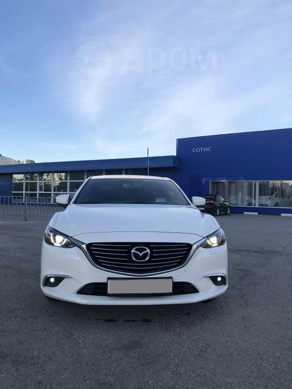 Mazda Mazda6, 2017 год, 1 600 000 руб.