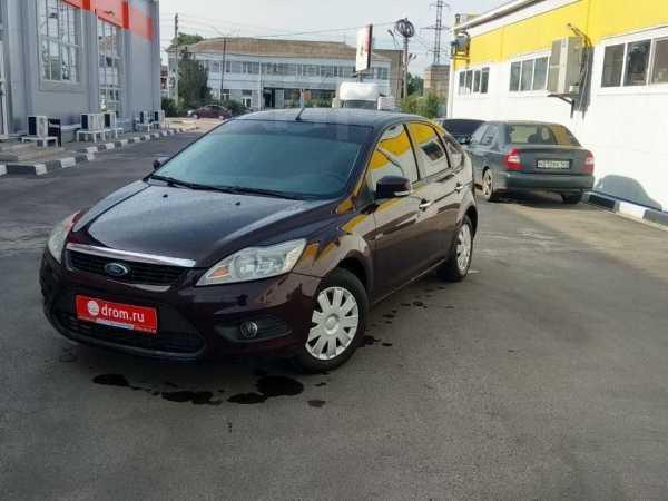 Ford Focus, 2010 год, 349 000 руб.
