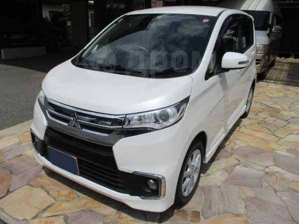 Mitsubishi ek Custom, 2018 год, 380 000 руб.