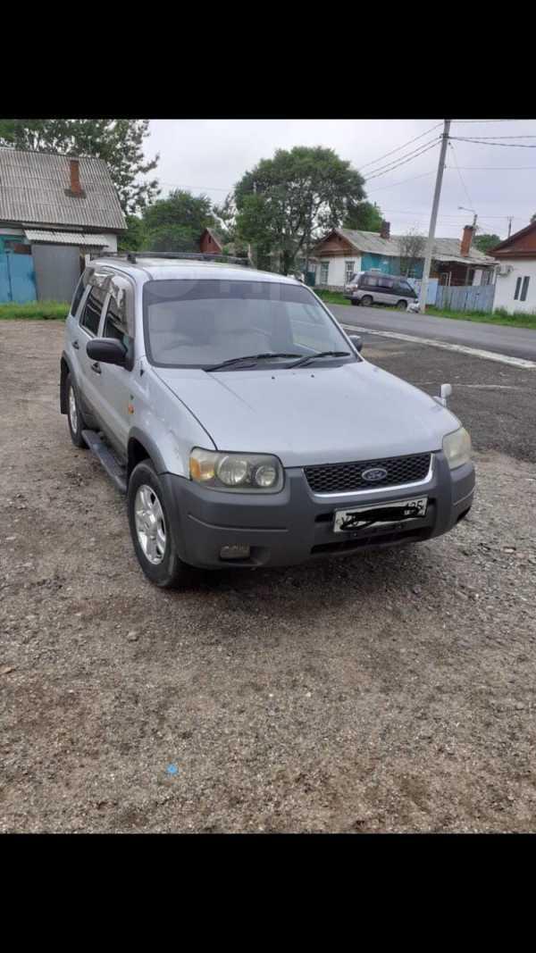 Ford Escape, 2001 год, 350 000 руб.