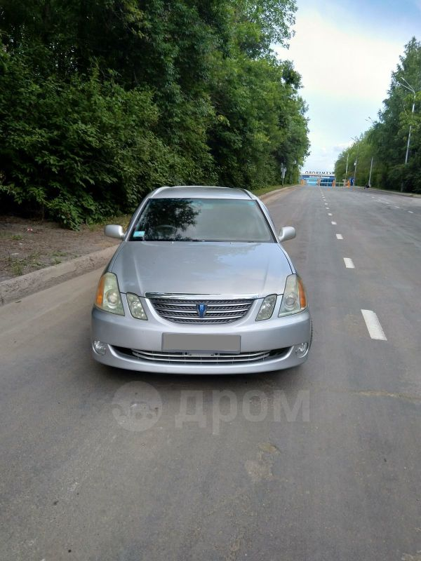 Toyota Mark II Wagon Blit, 2002 год, 405 000 руб.