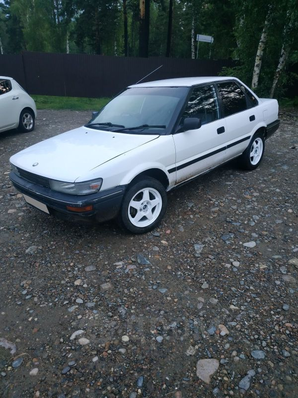 Toyota Sprinter, 1989 год, 115 000 руб.