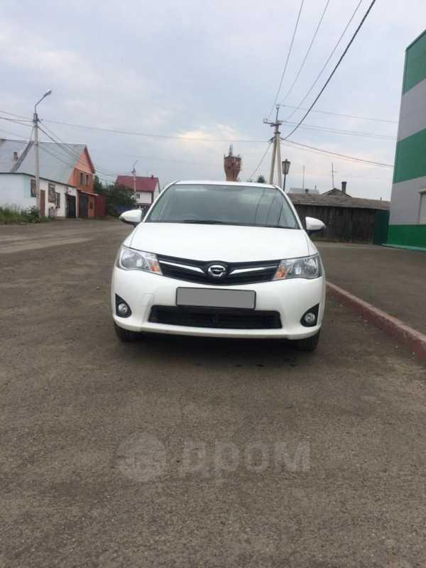 Toyota Corolla Fielder, 2014 год, 700 000 руб.