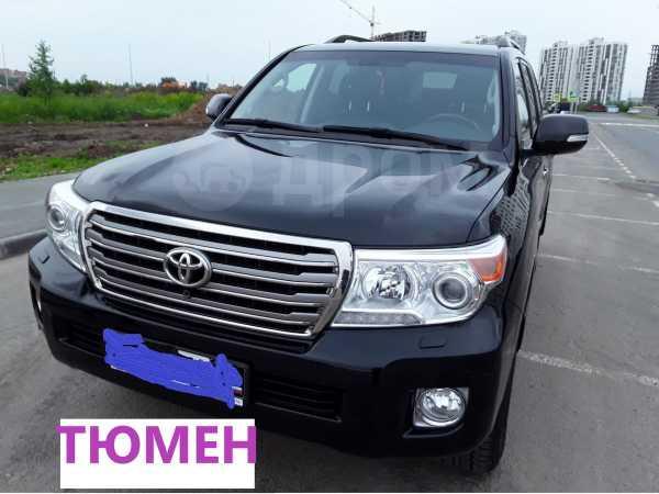 Toyota Land Cruiser, 2013 год, 2 999 000 руб.