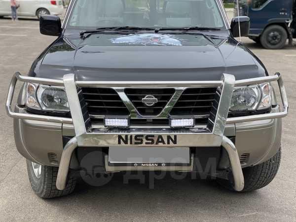 Nissan Safari, 1998 год, 1 100 000 руб.