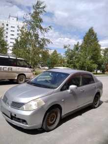 Новосибирск Tiida Latio 2007