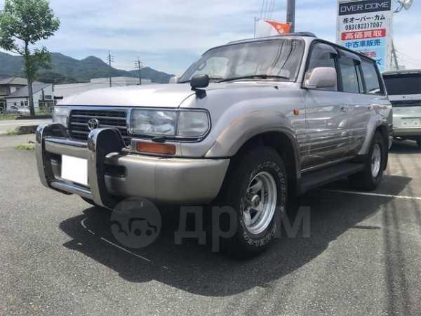 Toyota Land Cruiser, 1997 год, 620 000 руб.