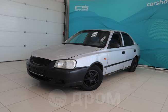 Hyundai Accent, 2003 год, 99 000 руб.