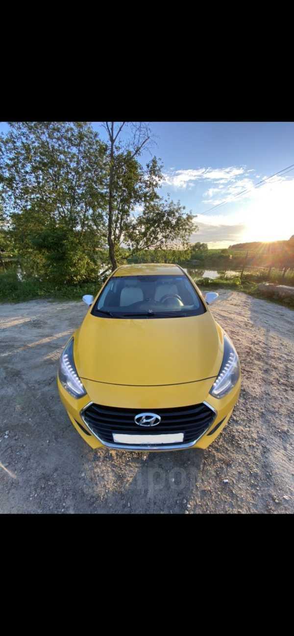 Hyundai i40, 2016 год, 700 000 руб.