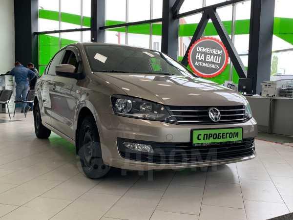 Volkswagen Polo, 2017 год, 629 000 руб.