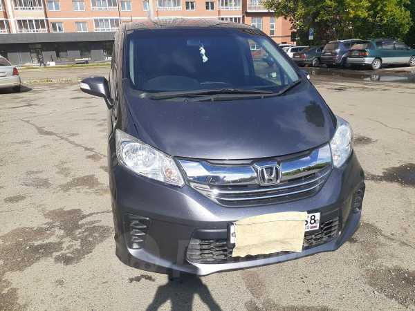Honda Freed, 2014 год, 715 000 руб.