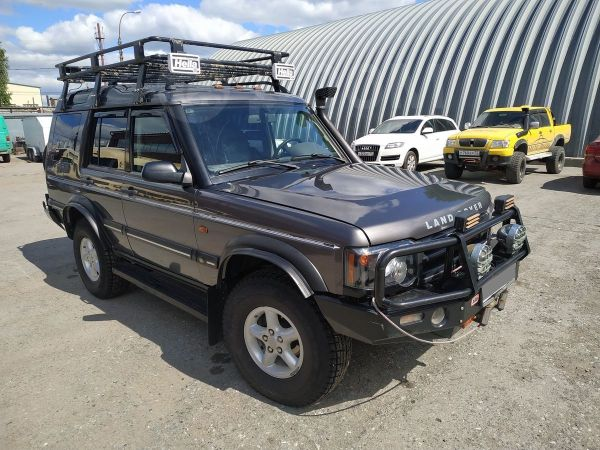 Land Rover Discovery, 2001 год, 850 000 руб.