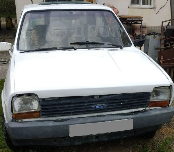 Ford Fiesta, 1977 год, 25 000 руб.
