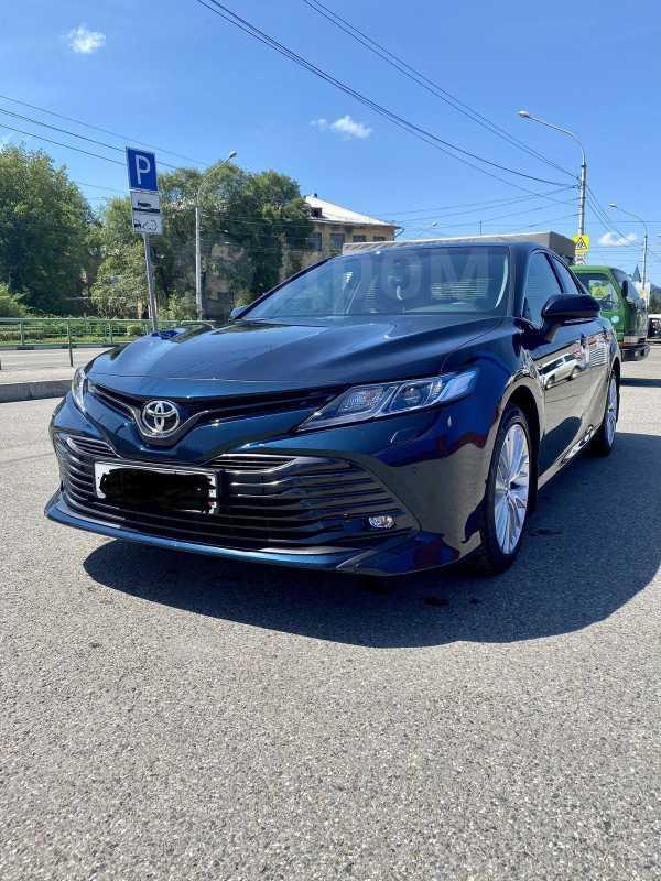 Toyota Camry, 2019 год, 1 830 000 руб.
