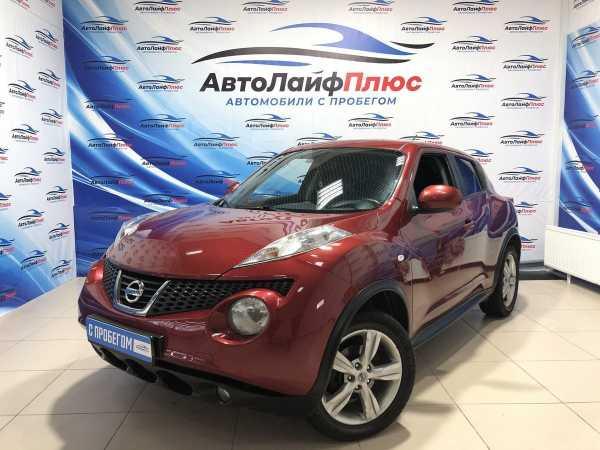 Nissan Juke, 2012 год, 649 000 руб.