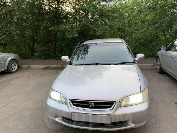 Honda Accord, 2000 год, 195 000 руб.
