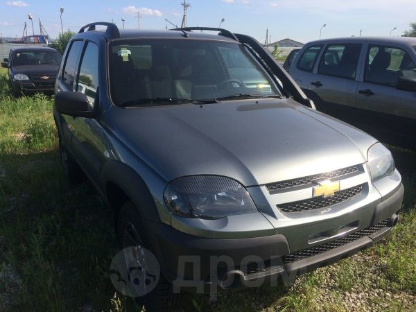 Chevrolet Niva, 2020 год, 795 000 руб.