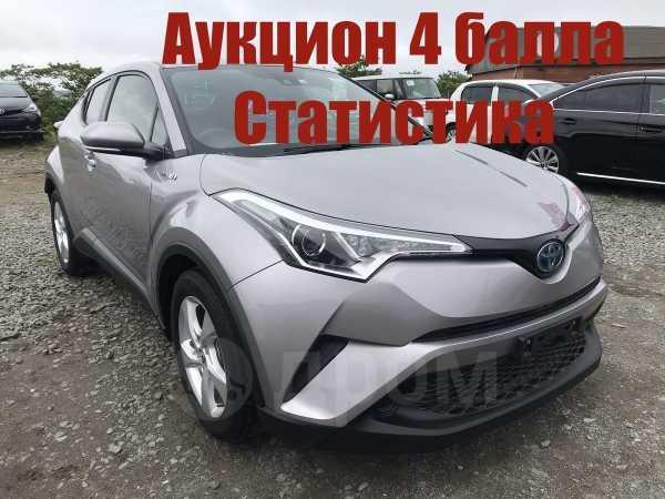 Toyota C-HR, 2017 год, 1 279 000 руб.
