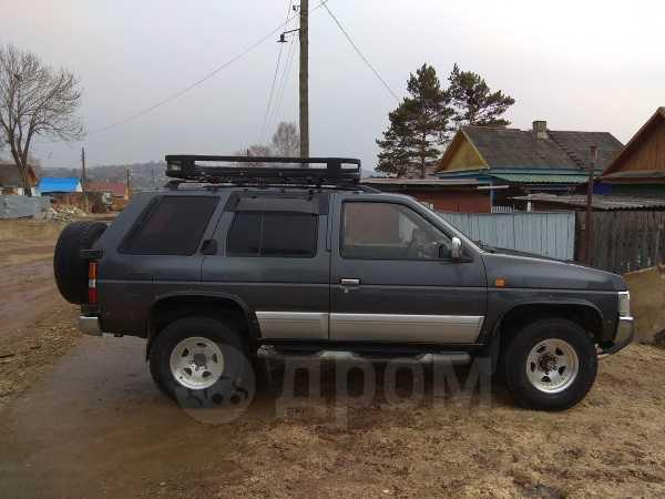 Nissan Terrano, 1994 год, 320 000 руб.