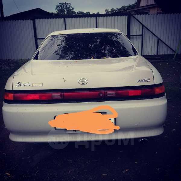 Toyota Mark II, 1988 год, 220 000 руб.