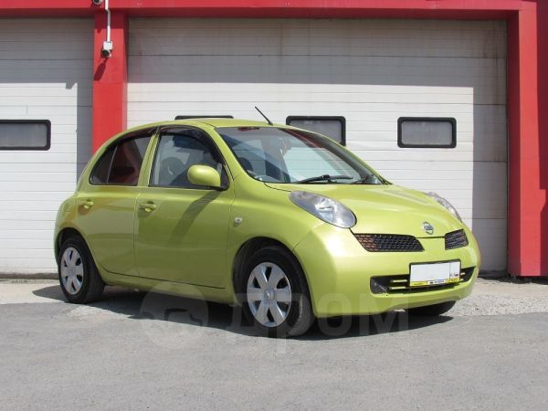 Nissan March, 2005 год, 169 000 руб.