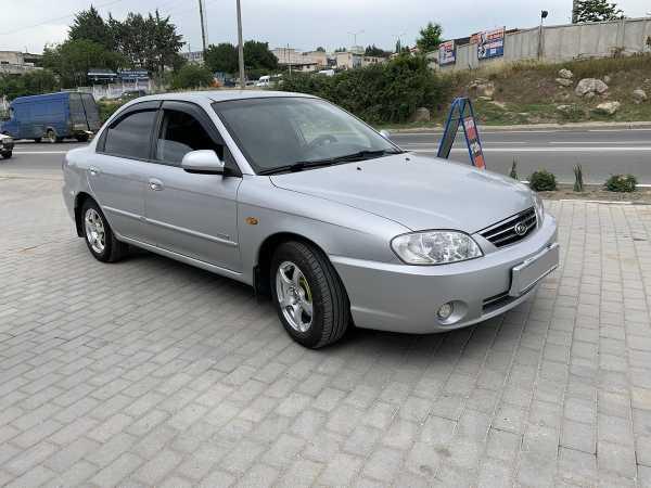 Kia Spectra, 2007 год, 280 000 руб.