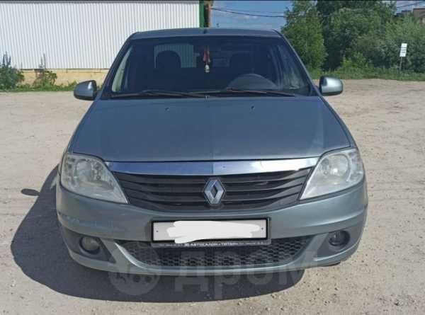 Renault Logan, 2011 год, 297 000 руб.